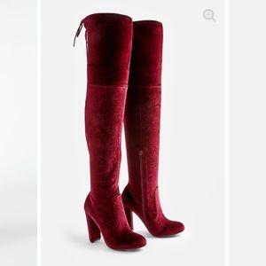 Thigh high Philipa boot